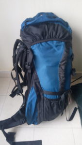 80 L Hiking, Camping, Traveling Backpack_Rucksack