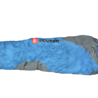 Sleeping Bag 9012 100% Nylon diamond ripstop 100% Soft micro fibre Filling: 350g/m2 H4 insulation fibre